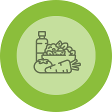 L'accès à l'alimentation<br />Santé – justice – qualité